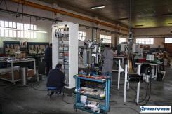 Reivax Maquinas Vista de distintas maquinas en el proceso de fabricacion
