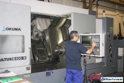 Reivax Maquinas Montaje y verificacion del cuadro electrico montado en una maquina