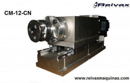 Cabezal CN Multifunción CM-12-CN de Reivax Máquinas.