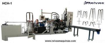 Máquina para fabricar sillas de encofrado. HCH-1 de Reivax Maquinas.