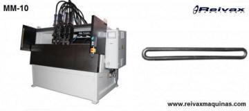 Maquina de doblar alambre para fabricar marcos o similares. MM-10 de Reivax Maquinas.