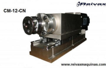 Wire mMultifunction head. CM-12-M from Reivax Machines.