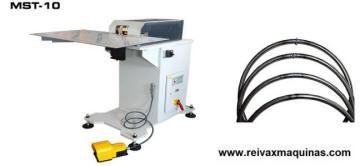 Wire butt-welding machine.  Wire welding table. MST-10 from Reivax Machines.