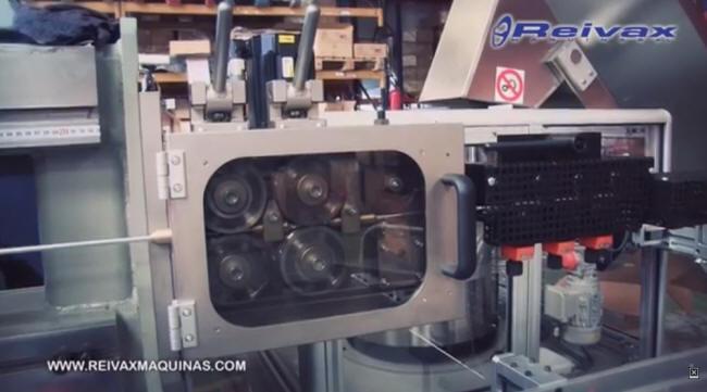 CN wire feeder / Drag box. ACN-8 & ACN-16 from Reivax Machines