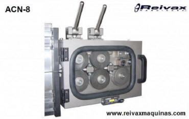 ACN-8 Unidad autónoma: Caja de arrastre - Alimentador alambre CN. Reivax Maquinas