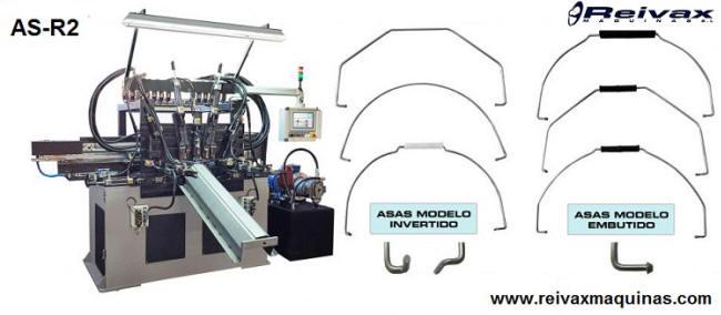 AS-R2 Máquina fabricar: Asas Reivax Maquinas
